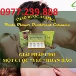 mua ban youth flower deodorant capsules alaska