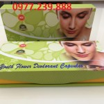 vien dat phu khoa youth flower deodorant capsules