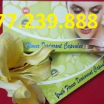 vien dat youth flower deodorant capsules