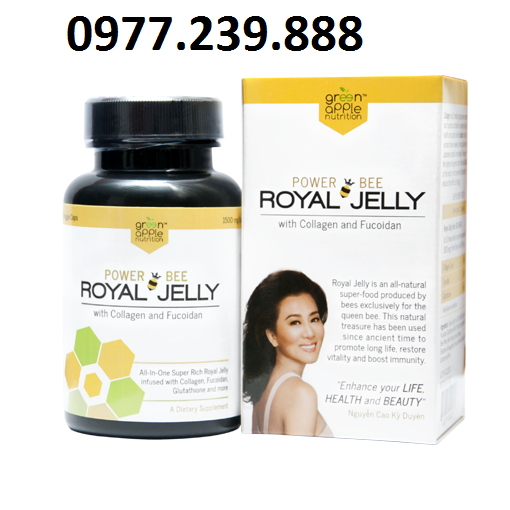 Power Bee Royal Jelly