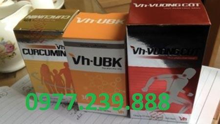 Thuc pham chuc nang VH- UBK