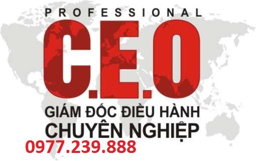 giam doc dieu hanh chuyen nghiep