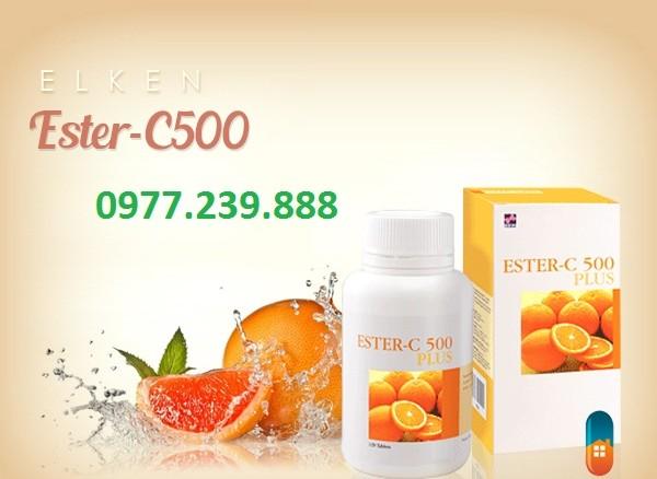 Ester-c 500 Plus Elken