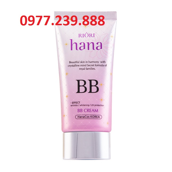 KEM LOT BB CREAM RIORI