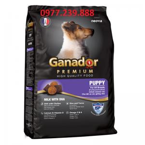 Thuc an cho cho Ganador Premium Puppy 500g