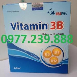 Vitamin 3B tuệ linh