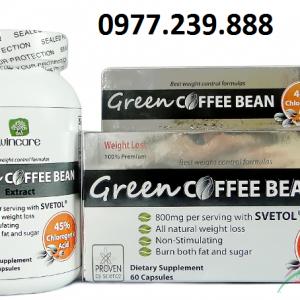 Viên giảm cân Green Coffee Bean