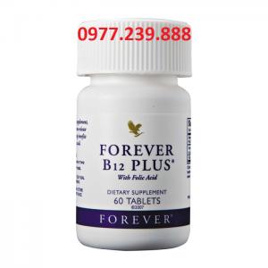 Viên ngậm Forever B12 Plus