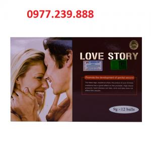 Ngọc Đế Hoàn Love Story