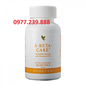 vien bo sung dinh duong Forever A Beta Care® lo hoi