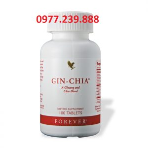 vien bo sung dinh duong Forever Gin-Chia lo hoi