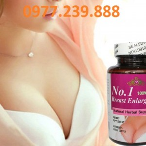 vien uong no nguc NO.1 BREAST ENLARGEMENT USA