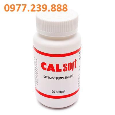 Thực phẩm chức năng bổ sung canxi CAL SOFT