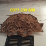 mẫu quạt gỗ mít