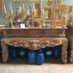 mẫu sập thờ gỗ mít có sẵn