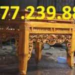 án thờ tổ tiên hiện đại gỗ gụ