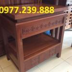 bàn thờ gỗ mít tổ tiên