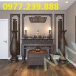 bàn thờ gỗ tổ tiên giá rẻ