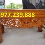 mẫu thiết kế bàn thờ gỗ