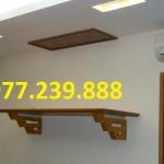 mẫu thiết kế hiện đại án gian gỗ gụ