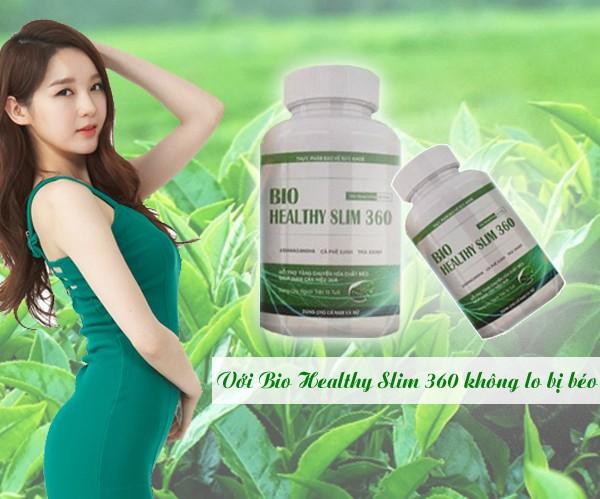Giảm Cân Bio Healthy Slim 360