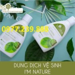 dung dịch vệ sinh phụ nữ i'm nature
