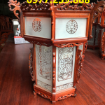đèn lồng bằng gỗ trang trí giá gốc