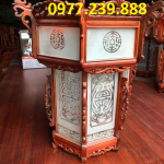 bán đèn bằng gỗ hương