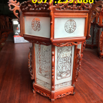 bán đèn lồng trang trí bằng hương 70cm