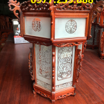 bán đèn lồng trang trí hương đá